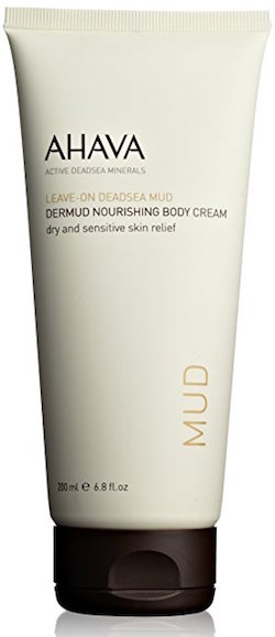 AHAVA Dead Sea Mud Dermud Nourishing Body Cream product image