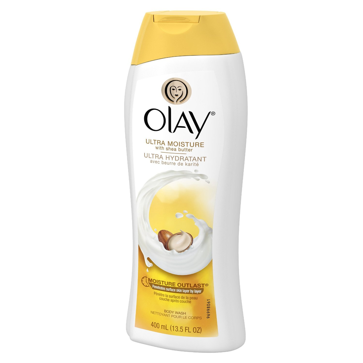 "Olay Ultra Moisture Moisturizing Body Wash With <span class=""highlight"">Shea</span> <span class=""highlight"">Butter</span> product image"