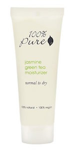 100% Pure Jasmine Green Tea Moisturizer product image