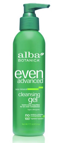 Alba Botanica Even Advanced, Sea Mineral Cleansing Gel product image