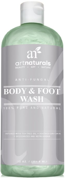 ArtNaturals Antifungal Body & Foot Wash product image