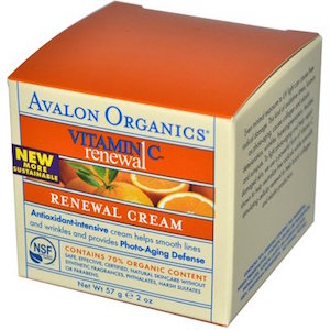 Avalon Organics Vitamin C Renewal Cream product image