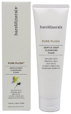 bareMinerals Pure Plush Gentle Deep Cleansing Foam product image