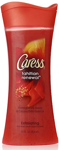 Caress Tahitian Renewal Silkening Body Wash product image