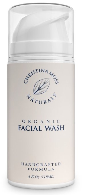 Christina Moss Naturals Organic Facial Wash product image
