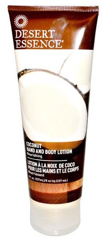 Desert Essence Coconut Hand and Body Lotion product image
