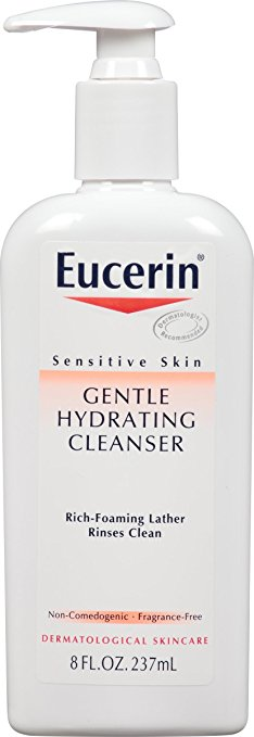 Eucerin Gentle Hydrating Cleanser product image