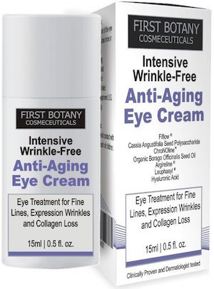 First Botany Intensive Wrinkle Free Anti-Aging Eye Cream product image