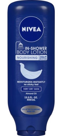 NIVEA In-Shower Nourishing Body Lotion product image