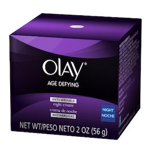 Olay Age Defying Anti-Wrinkle Night Face Cream product image