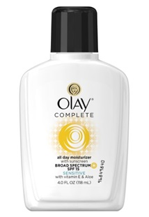 Olay Complete All Day Moisturizer with Broad Spectrum SPF 15 product image