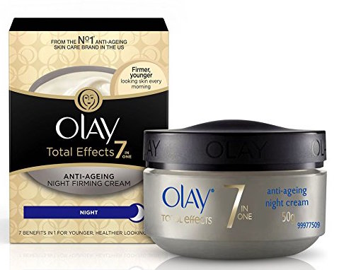 Olay Total Effects Night Firming Facial Moisturizer product image