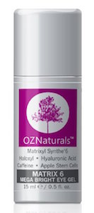 OZNaturals Matrix 6 Mega Bright Eye Treatment Gel product image