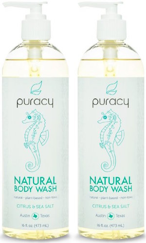 Puracy Natural Body Wash product image