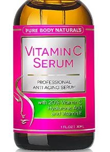 Pure Body Naturals Vitamin C Serum product image