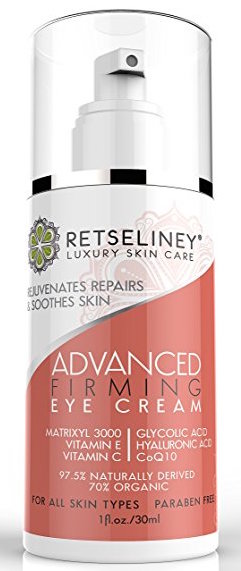 Retseliney Advanced Eye Firming Cream product image