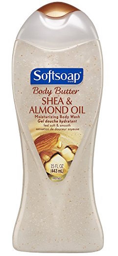 Softsoap Body Butter Shea & Almond Oil Moisturizing  Body Wash product image