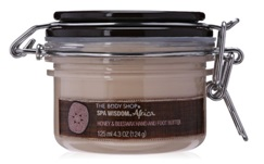 The Body Shop Honey & Beeswax Hand and Foot Butter product image